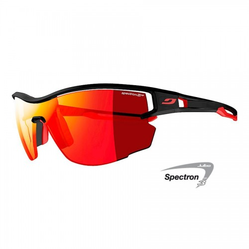 Julbo AERO Glasses black/red with Spectron 3CF lenses