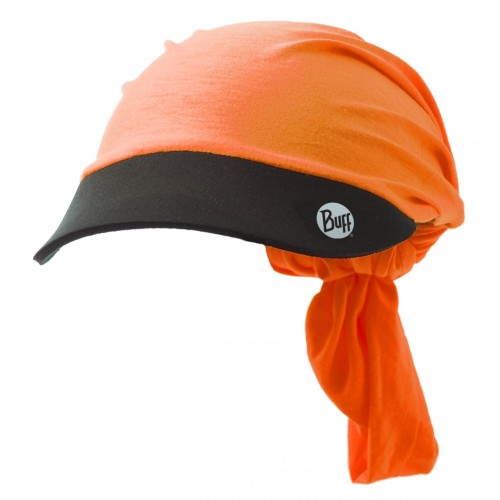 Visor BUFF® Orange Fluor UV